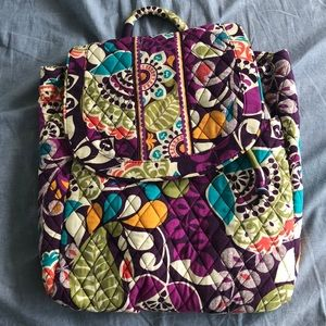 Handbags - Vera Bradley travel backpack